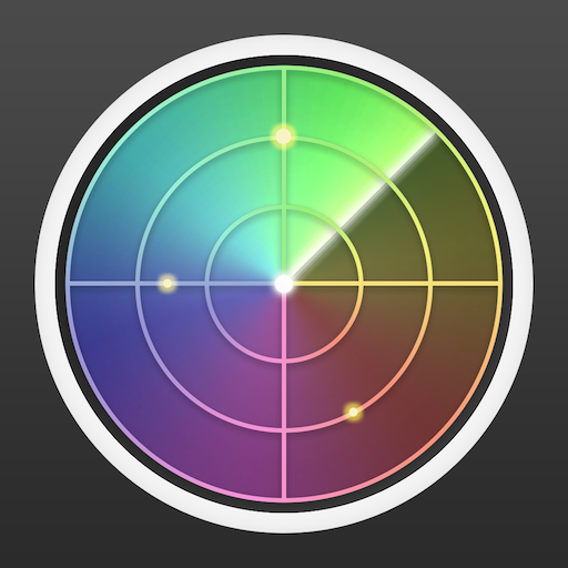 Color Name Dtector Application Icon