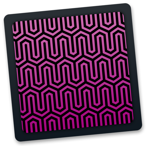 Palette of Patterns Importer Application Icon